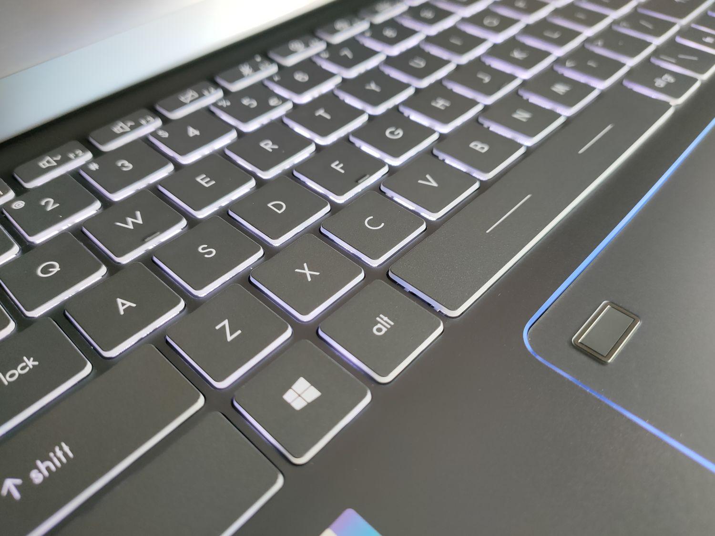 MSI Prestige Evo 14 Tastatur