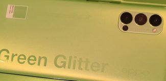 Oppo Reno4 Pro 5G Green Glitter