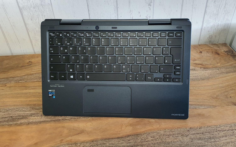 Dynabook Portege X30W Tastatur