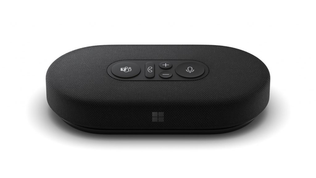Microsoft USB-C-Lautsprecher für Teams jetzt erhältlich
