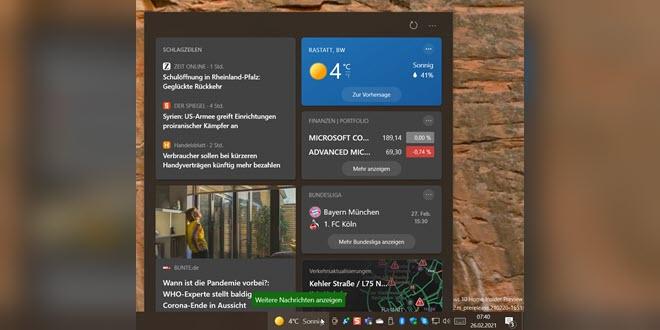 Der Eine hat's, der Andere nicht - Verwirrspiel um neue Windows 10-Funktion