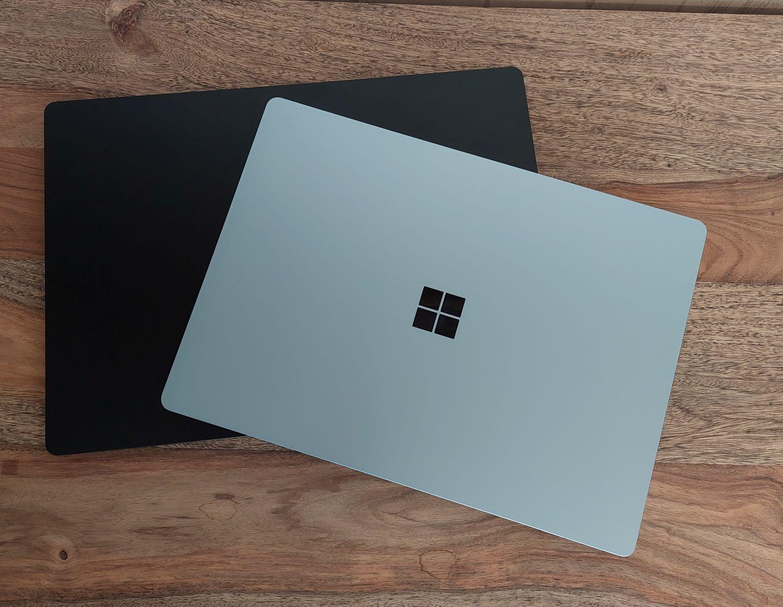 Surface Laptop 4 - 13 und 15 Zoll Version