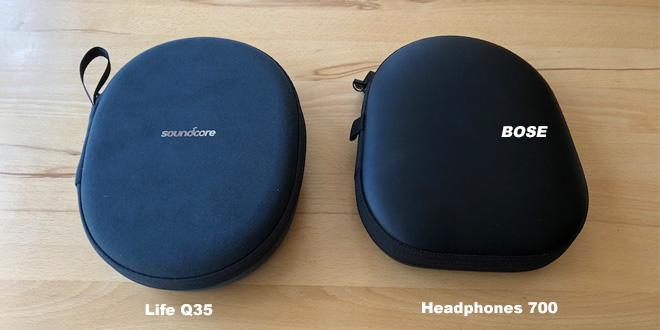 Gadgetcheck: Soundcore Life Q35 vs. Bose Headphones 700