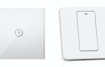 Meross Smart Switch MSS550 und MSS550X