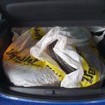 Kofferraum des Opel Corsa Elektro mit knapp 270 Litern Stauraum