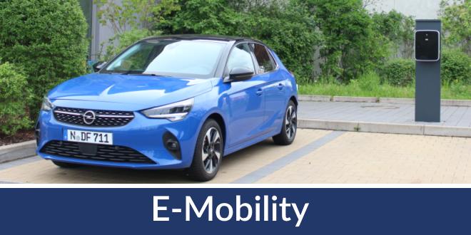 Test des Opel Corsa-Elektro