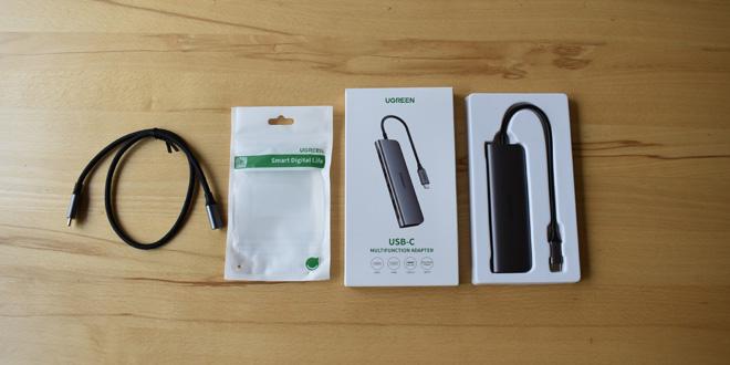 Gadgetcheck: UGREEN USB-C-Hub für unterwegs und zuhause