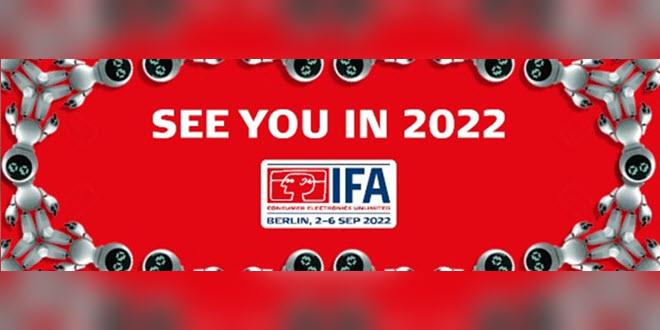 IFA 2021 wegen fehlender Planungssicherheit abgesagt