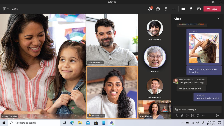 Microsoft Teams für Privatnutzer