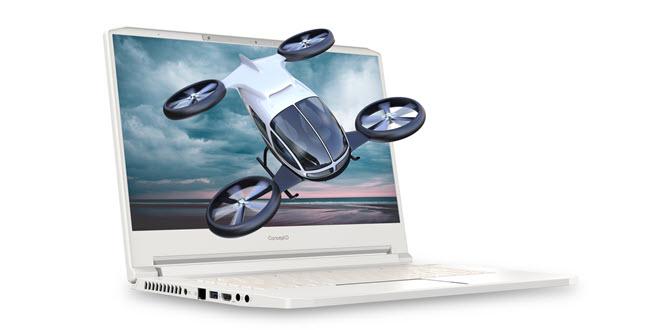 Für Kreative: ConceptD stellt neue Laptops und Prototyp eines stereoskopischen 3D-Displays vor