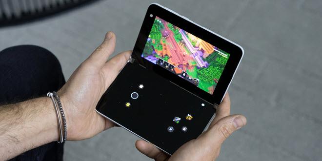 Das Surface Duo erfüllt den langgehegten Traum vom Xbox-Handheld
