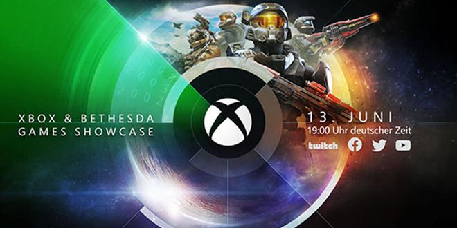 Xbox und Bethesda: am 13. Juni werden neue Spiele präsentiert