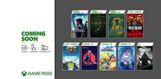 Xbox Game Pass Mai Update