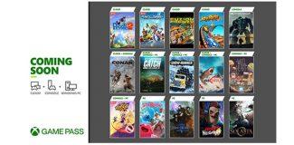 Xbox Game Pass Mai Update 2