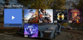 Xbox Mai Update 2021
