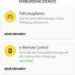 E-Remote-Control-Services und Fahrzeugdaten kann man bei Opel nach der Registrierung kostenlos nutzen.