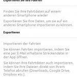 Kostenlos lässt sich ein elektronisches Fahrtenbuch in der Smartphone-App My Opel erstellen und als Excel-Datei exportieren.