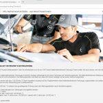 Informationen zur empfohlenen Inspektion alle 25.000 km beim Opel Elektro-Corsa auf der My-Opel-Webseite.