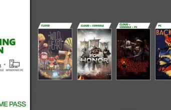 Xbox Game Pass Juni 2021 Update