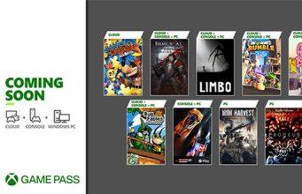 Xbox Game Pass Update Juni