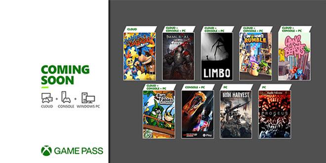 Xbox Game Pass: Zehn Neuzugänge angekündigt, weitere Spiele unterstützen Touch-Steuerung unter Android