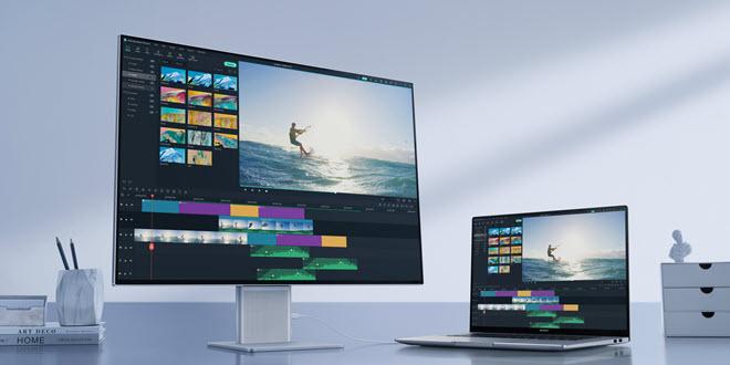 Für Arbeit und Unterhaltung: Huawei stellt zwei neue Monitore vor