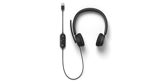 Microsoft Modern USB Headset mit Teams-Zertifizierung jetzt erhältlich