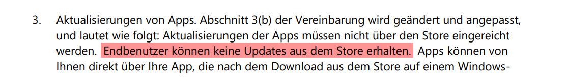 Win32 Apps im Windows Store