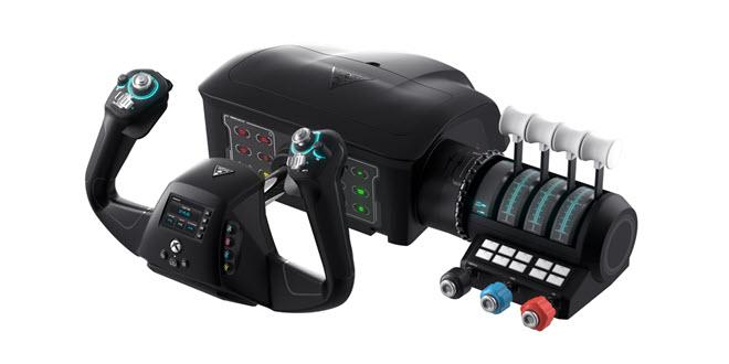 VelocityOne Flight: Turtle Beach präsentiert Flugsimulator-Steuerung für Xbox und PC