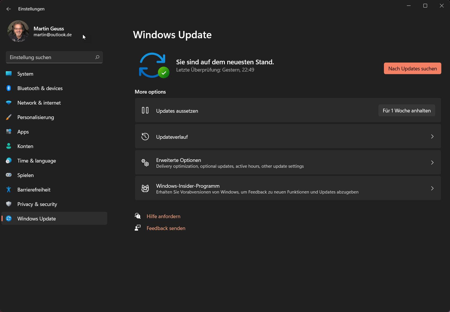 Windows 11 Windows Update