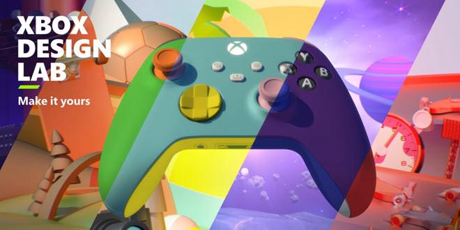 Individuelle Controller: Das Xbox Design Lab hat wieder geöffnet
