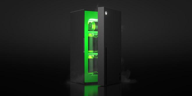 Xbox Mini-Kühlschrank: Nicht nur ein US-Gag