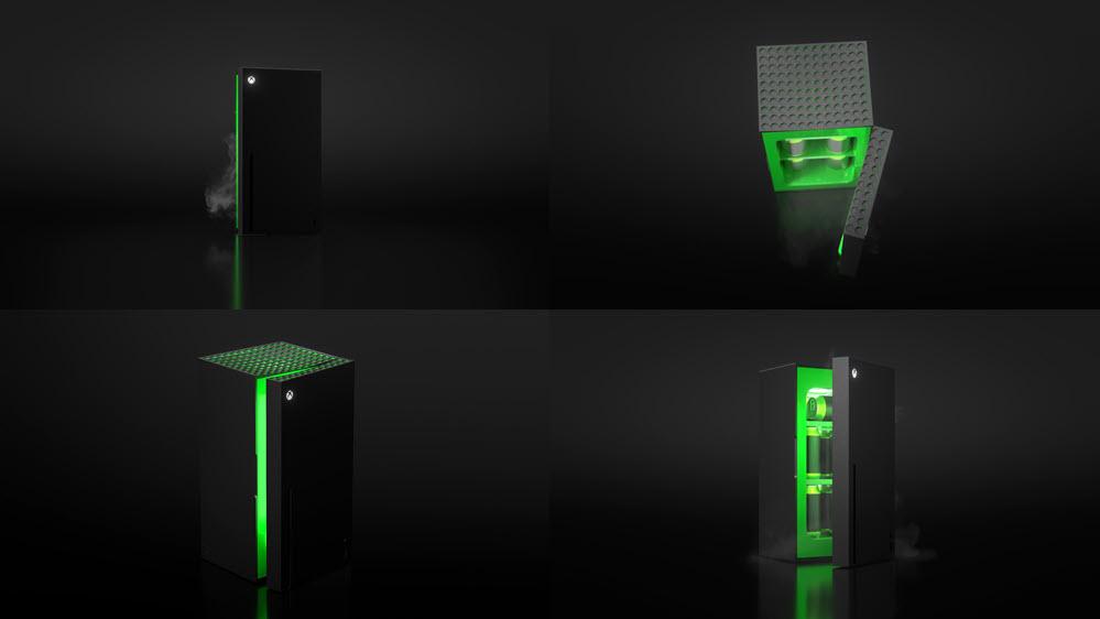 Xbox Mini Kuehlschrank