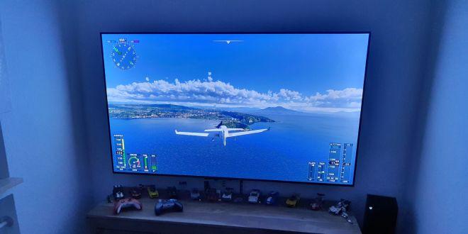 Microsoft Flight Simulator auf Xbox Series X und S angespielt