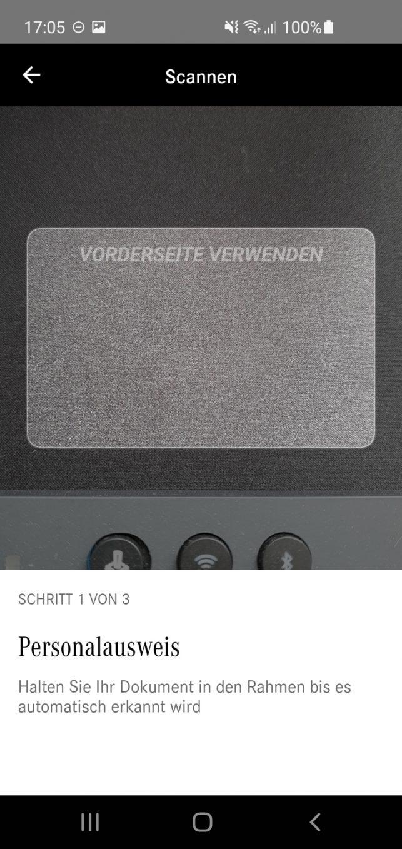 Nur mit einer erfolgreich abgeschlossenen Personenüberprüfung kann man bestimmte Remote Services bei Mercedes nutzen.