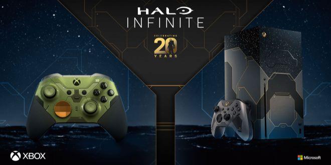 Halo Infinite erscheint am 8. Dezember 2021 - mit Sondereditionen von Xbox Series X und Elite Controller