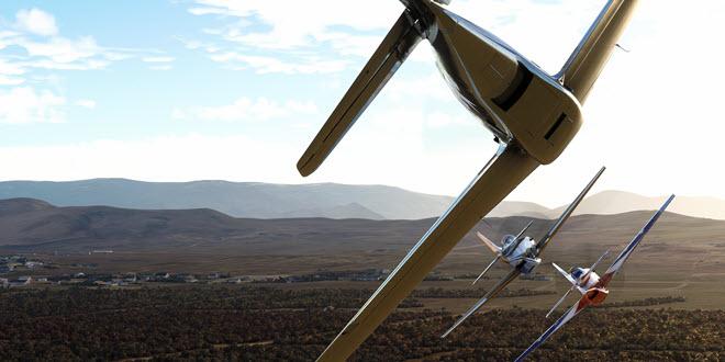 Multiplayer-Flugzeugrennen: Reno Air Races Erweiterung für Microsoft Flight Simulator angekündigt