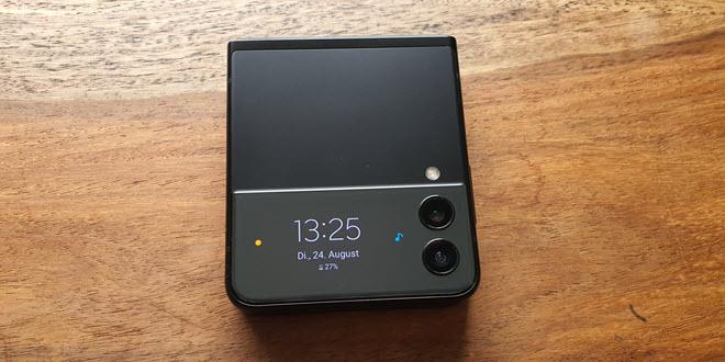 Das Samsung Galaxy Z Flip3: Sechs Wochen später