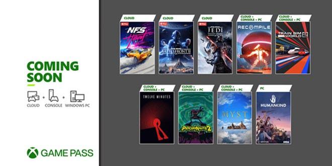 Xbox Game Pass: Psychonauts 2, Neuauflage von Myst und mehr