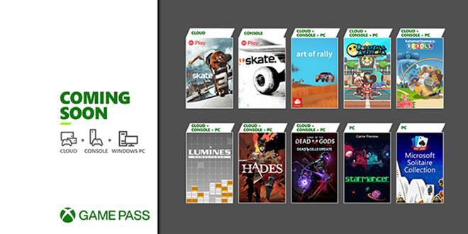 Xbox Game Pass: Die Neuzugänge und Abgänge in der ersten Augusthälfte