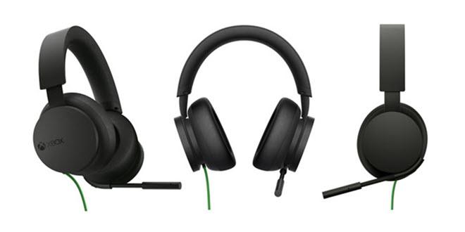 Xbox Stereo Headset: Neues Originalzubehör von Microsoft vorgestellt
