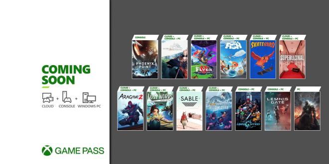 Xbox-App für PC erhält Cloudgaming und Xbox Remote Play - 13 neue Titel im Game Pass