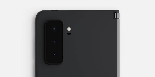 Surface Duo 2: Details zu Integration des Kameramoduls