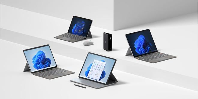 Im Überblick: Surface Laptop Studio, Surface Duo 2 und mehr: Diese Neuheiten hat Microsoft heute vorgestellt