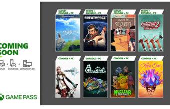 Xbox Game Pass September Update