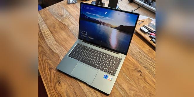 Kleiner Buchstabe, großes Update, erste Eindrücke: Huawei stellt das MateBook 14s vor