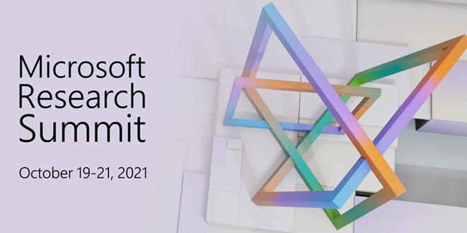 Microsoft Research Summit: Neue digitale Konferenz zu Forschung und Entwicklung