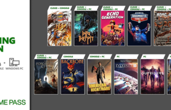 Xbox Game Pass Oktober 21