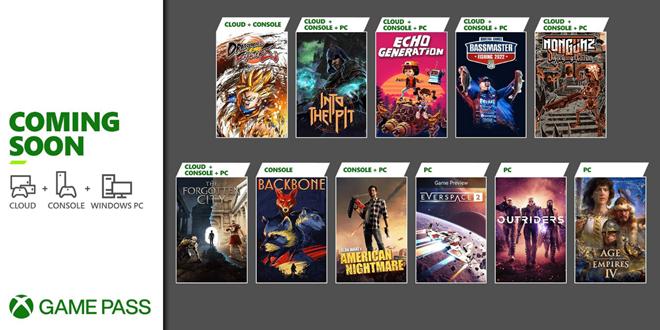 Xbox Game Pass: Outriders, Age of Empires IV und neun weitere Zugänge in der zweiten Oktoberhälfte