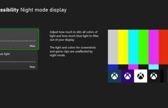 Xbox Oktober Update